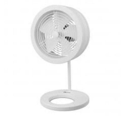 Air Naturel Ventilateur de table Naos - blanc