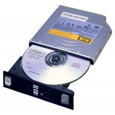 LITEON DU-8A6SH-01-B Graveur Slim 9.5mm DVD RW 8X Bulk