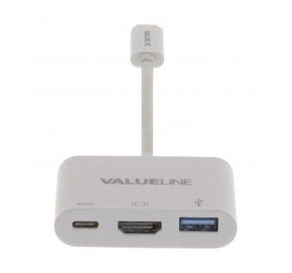 Adaptateur multiport AV numérique USB-C