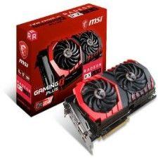 MSI Radeon RX 580 Gaming X+ 8 Go