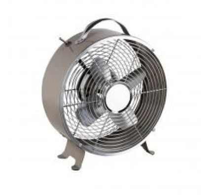Domoclip Ventilateur de table Vintage - DOM348T