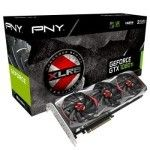 PNY GeForce GTX 1080 Ti XLR8 OC Gaming - 11 Go