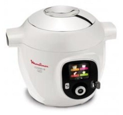 Moulinex Multicuiseur Cookeo+ USB 6L - YY2943DB - Blanc