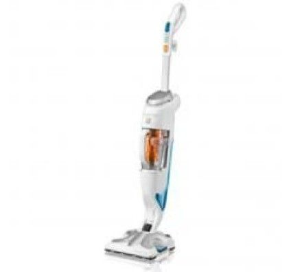 Rowenta Aspirateur Nettoyeur Vapeur Clean & Steam 2 en 1 - RY7557WH