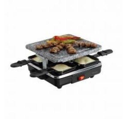 Domoclip Appareil à Raclette 4 Personnes 600 W - DOC162