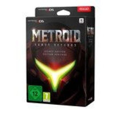 Metroid: Samus Returns - Edition Héritage (Nintendo 3DS/2DS)