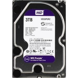WD Purple Surveillance Hard Drive WD30PURZ