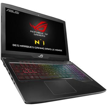 asus rog strix gl503vm fy034t paiement 3 fois retrait gratuit en magasin portables. Black Bedroom Furniture Sets. Home Design Ideas