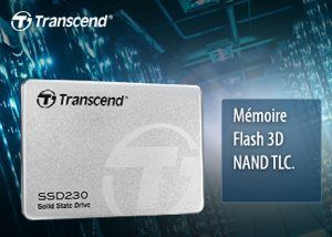 Disques SSD Transcend