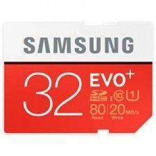 Samsung EVO+  Carte Mémoire 32GO micro SD SDHC