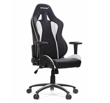 AkRacing Nitro Gaming Chair (blanc)