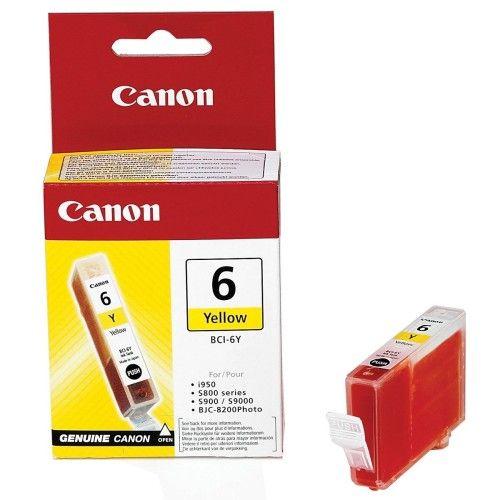 Canon BCI-6 Y