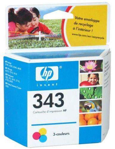 HP 343 Couleur - C8766EE