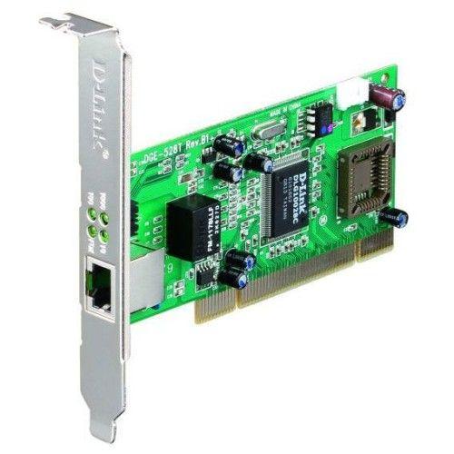 D-Link DGE-528T PCI Gigabit