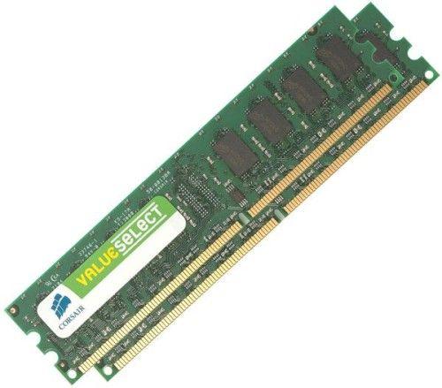 Corsair PC5300 2048Mo Value (2x1024Mo)