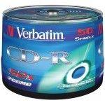 Verbatim CD-R 700Mo (Spindle x50 - Lightscribe)