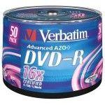 Verbatim DVD-R 4.7 Go - 16x (Spindle x50)
