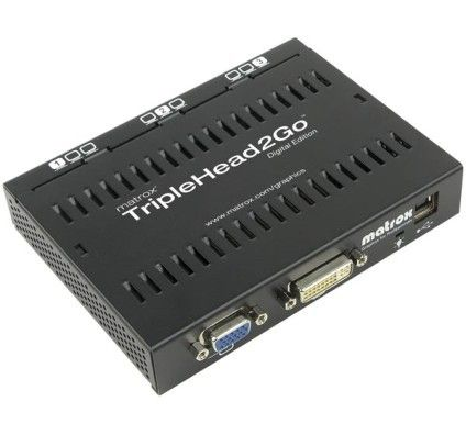 Matrox Triple Head 2Go Digital