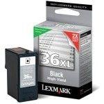 Lexmark cartouche 36 XL (Noir)