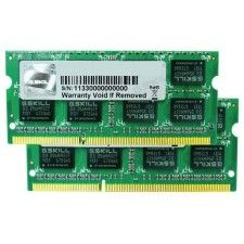 G.Skill So-Dimm SQ DDR3-1333 CL9 8Go (2x4Go)