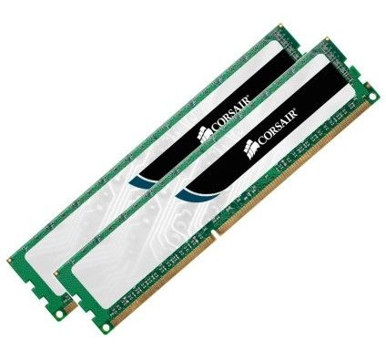 Corsair Value DDR3-1333 CL9 8Go (2x4Go) - CMV8GX3M2A1333C9