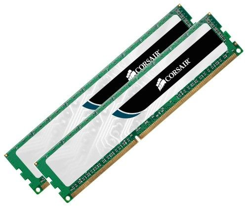 Corsair Value DDR3-1333 CL9 4Go (2x2Go) - CMV4GX3M2A1333C9