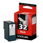 Lexmark n°32 (Noir)