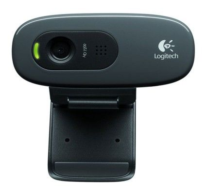 Logitech HD Webcam C270 (Noir)