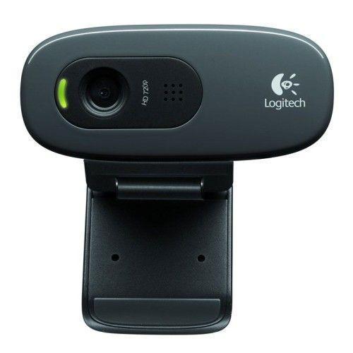 Logitech HD Webcam C270 (Noir)