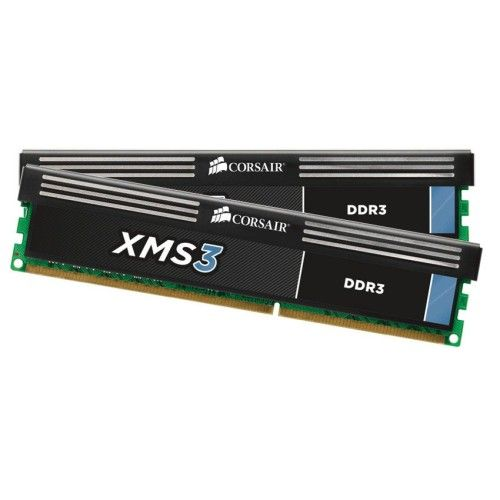 Corsair XMS3 DDR3-1333 CL11 16Go (8x2Go) - CMX16GX3M2A1600C11