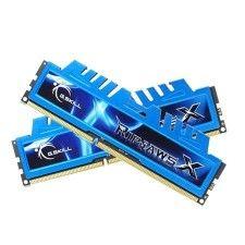 G.Skill RipJaws X DDR3-1600 CL8 8Go (2x4Go)