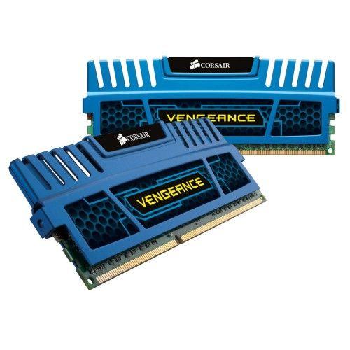 Corsair Vengeance DDR3-1600 CL9 8Go (2x4Go) - CMZ8GX3M2A1600C9B