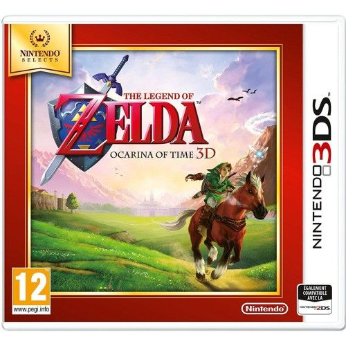The Legend of Zelda : Ocarina of Time - 3DS