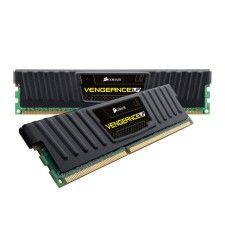 Corsair Vengeance DDR3-1600 CL9 LP 8Go (2x4Go) - CML8GX3M2A1600C9