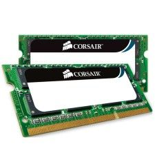 Corsair Value Select So-Dimm Memory PC3-10600 8Go (2x4Go) - CMSA8GX3M2A1333C9