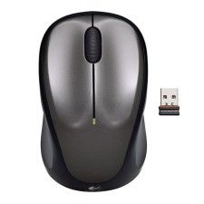 Logitech Wireless Mouse M235 (Anthracite)