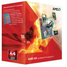 AMD A4-3400 - 2.7Ghz (Socket FM1)