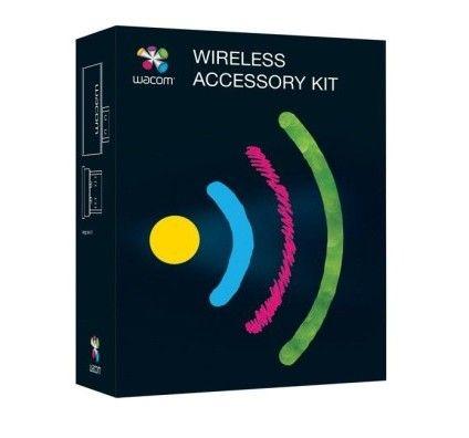 Wacom Bamboo & Intuos 5 Wireless Kit