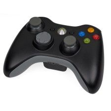 Microsoft Pad Xbox 360 Wireless (Black)