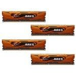 G.Skill Ares Orange Series 32 Go (4x8Go) DDR3 1600 MHz CL10