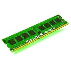 Kingston ValueRAM 4 Go DDR3 1600 MHz CL11 SR X8 (Hauteur 30 mm)