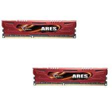 G.Skill Ares Red Series DDR3-1600 CL9 16Go (2x8Go) - F3-1600C9D-16GAR