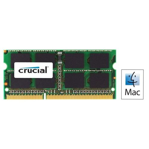 Crucial So-Dimm Mac DDR3-1600 CL11 8Go