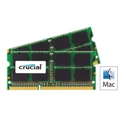Crucial So-Dimm Mac DDR3-1066 8Go (2x4Go)