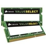 Corsair Value Select SO-DIMM 8 Go (2x4Go) DDR3 1600 MHz CL11
