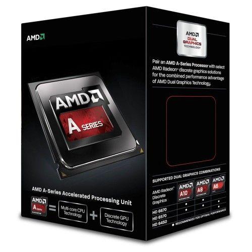 AMD A6-7400K - 3.5GHz (Socket FM2)