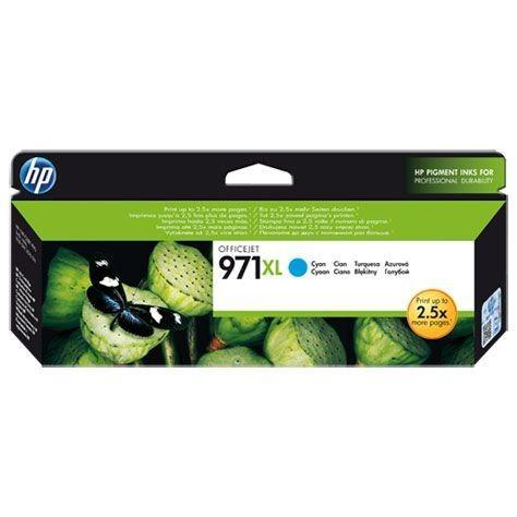 HP Officejet 971XL - CN626AE - Cartouche d'encre cyan