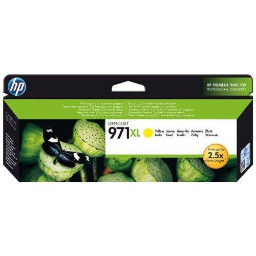 HP Officejet 971XL - CN628AE - Cartouche d'encre jaune