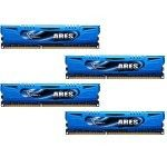 G.Skill Ares Blue Series 32 Go (4x8Go) DDR3 2400 MHz CL11