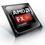 AMD FX 8320E (3.2 GHz - AM3+) Black Edition